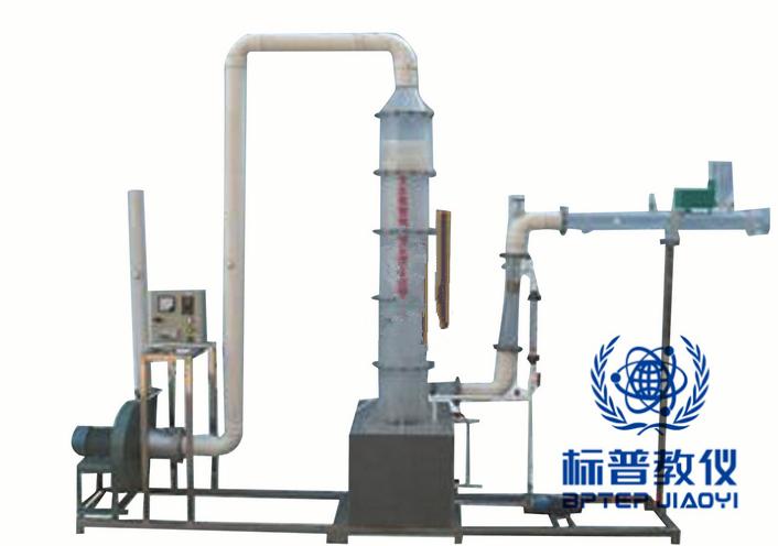 BPETE-361文丘里除尘器性能测定实验装置