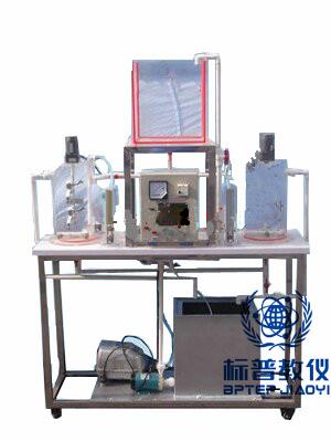 BPETE-373氧传递系数测定实验装置
