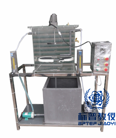BPETE-375混合液微生物耗氧速率测定实验装置
