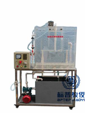 BPETE-380移动罩冲洗滤池
