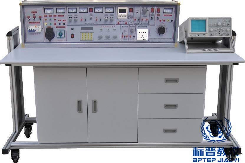 BPGLEE-2021通用智能型电工、电子、电拖三合一实验室成套设备