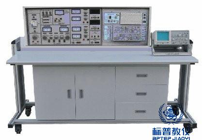BPECEM-306模电、数电、高频电路实验室成套设备