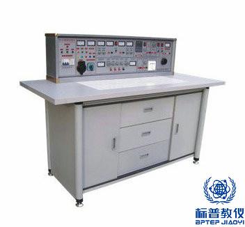 BPETED-101通用电工实验与电工技能实训考核实验室成套设备