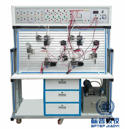 BPITHT-9003透明液压传动与PLC实训装置