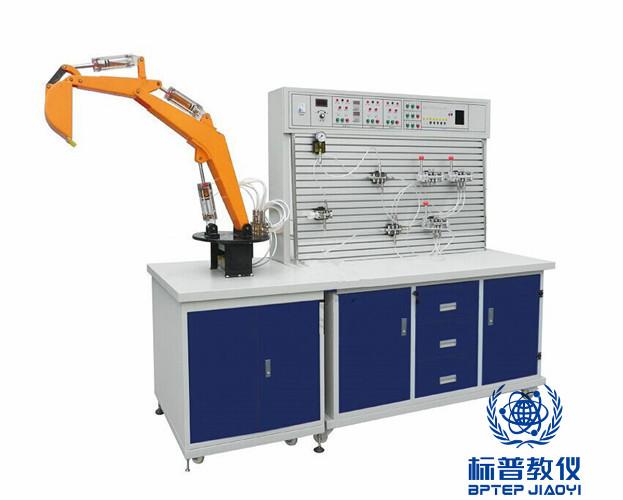 BPITHT-9017液压挖掘机控制教学实验台