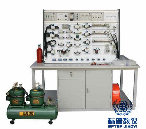 吴江BPITHT-9032插孔式铁桌气动PLC控制实验台