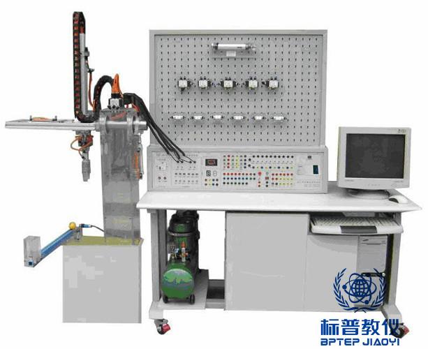 吴江BPITHT-9033气动PLC控制实验装置(带机械手)