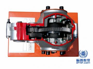 BPNEVTE-273纯电动车差速器解剖模型