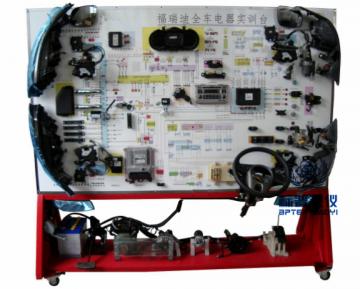 BPATE-357起亚福瑞迪全车电器实训台