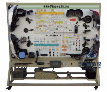 BPATE-367丰田卡罗拉整车电器实训台