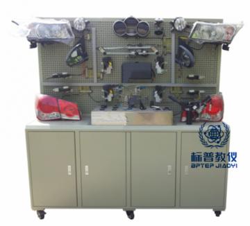 BPATE-370科鲁兹全车电器接线考核综合实训台