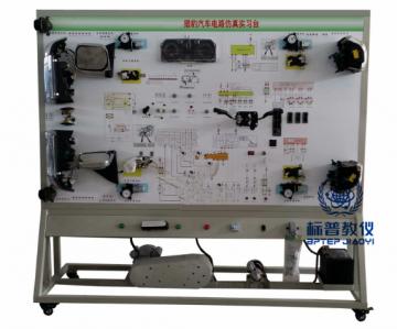 BPATE-374猎豹汽车电路仿真实习台