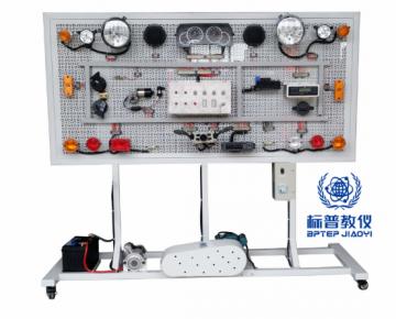 BPATE-377北京吉普BJ2022全车电路示教板