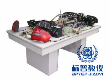 BPATE-399奥迪A6全车仿真电路实验台