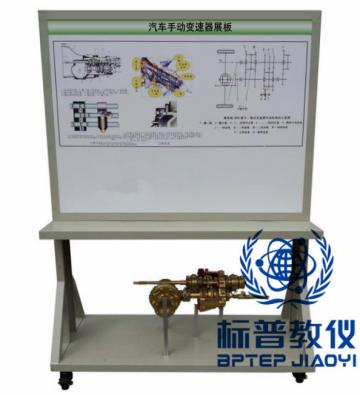 BPATE-407汽车手动变速器展板