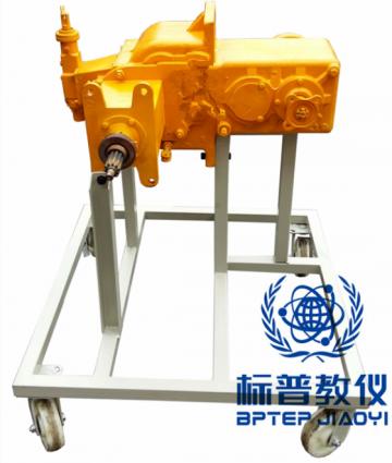 BPATE-418定轴传动同步器换挡变速器拆装实验台