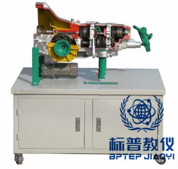 BPATE-421桑塔纳五档手动变速器实验台