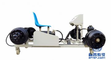 BPATE-446东风重卡气压制动系统实训台