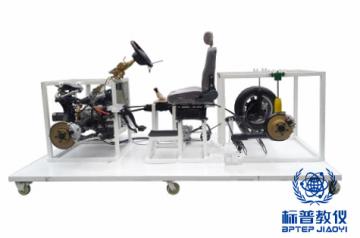 BPATE-454整车悬架结构系统展示实训台