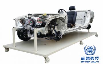 BPATE-465汽车整车构造与传动实训台(前驱)