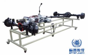 BPATE-466汽车四轮驱动系统实训台