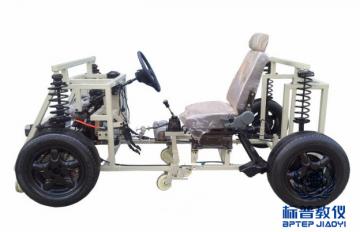BPATE-470汽车底盘综合系统实训台