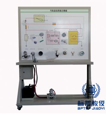 BPATE-499汽车启动系统示教板