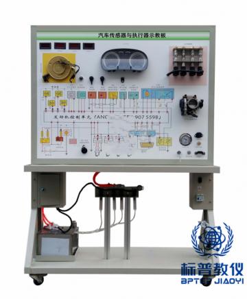 BPATE-501汽车传感器与执行器示教板