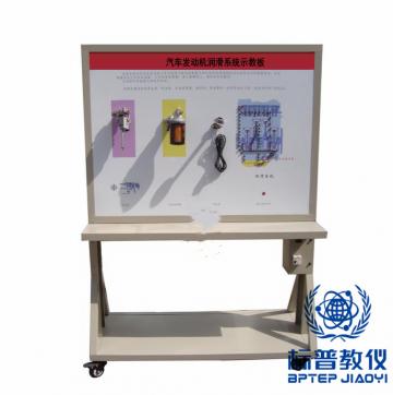 BPATE-510汽车发动机润滑系统示教板