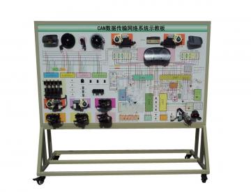 BPATE-521CAN数据传输网络系统示教板