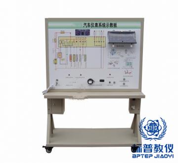 BPATE-522汽车仪表系统示教板