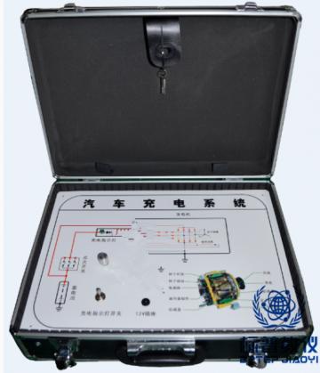 BPATE-542汽车充电电路接线实验箱