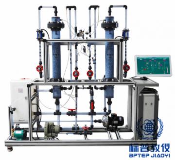 BPEACE-802二氧化碳吸收与解析实验装置