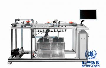 BPEACE-804流体流动阻力实验装置