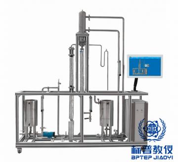 吴江BPEACE-806单管升膜蒸发实验装置