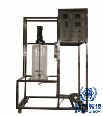 BPEACE-822搅拌器性能测定实验装置