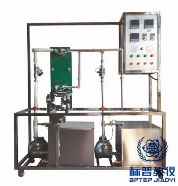 BPEACE-825液-液列板式换热实验装置