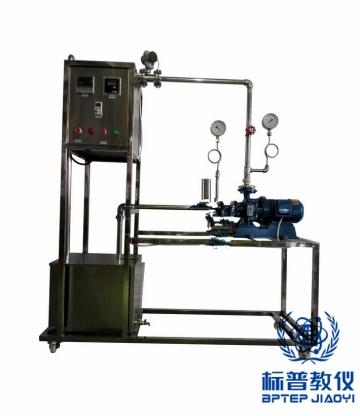 BPEACE-835离心泵性能测定实验装置