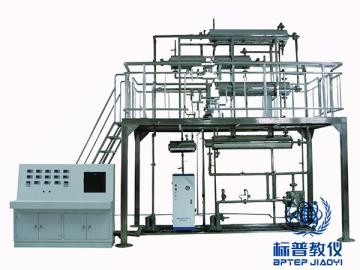 BPEAUO-8015计算机过程控制综合传热操作实训装置
