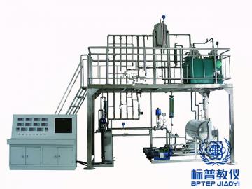 BPEAUO-8017计算机过程控制流体输送操作实训装置