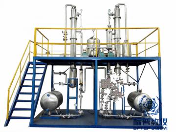 BPEAUO-8019化工设备拆装综合实训装置(双塔)