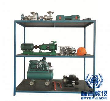BPEAUO-8020机泵拆装实训装置