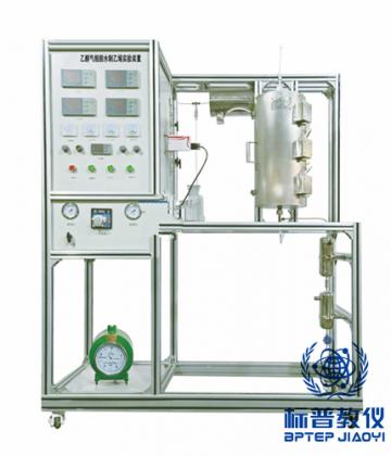 BPCEEA-7009乙醇气相脱水制乙烯实验装置