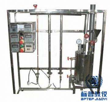 BPCEEA-7020裸管和绝热管传热实验装置
