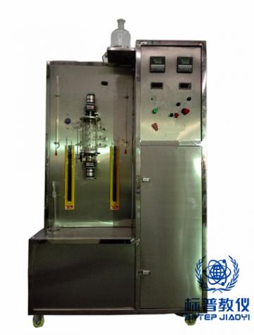 BPCEEA-7023双驱动搅拌器测定气液传质系数测定实验装置