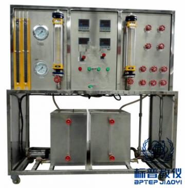 BPETE-301换热器综合实验台