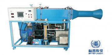 BPETE-306表冷器喷水室性能测定实验台