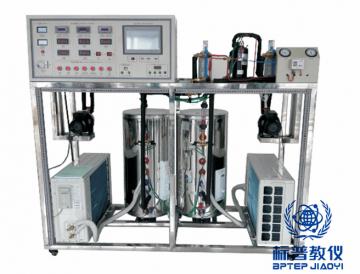 BPETE-308热泵-压缩机性能实验系统