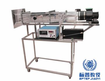 BPETE-311强迫对流单管管外放热系数测试装置