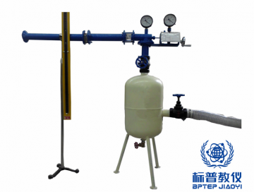 BPETE-318喷管实验装置
